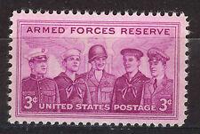 ESTADOS UNIDOS/USA 1955 MNH SC.1066 Armed Forces Reserve