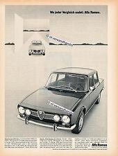 Alfa-Romeo-Berlina-L-1971-Reklame-Werbung-genuine Advertising -nl-Versandhandel