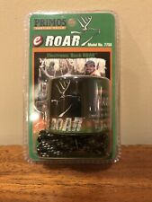 Primos E-Roar Electronic Buck Deer Call Model 7753