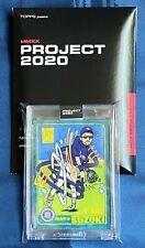 Topps Project 2020 #22 - Ichiro Suzuki by Ermsy - Print Run /1,972
