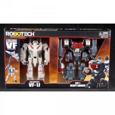 Robotech 30th Anniversary Rick Hunter's VF-1J GBP-1J Red Heavy Armor Veritech