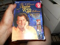 Andre Rieu - THE ULTIMATE  3 DVD Collection AS SEEN ON PBS LIKE VERY GOOD