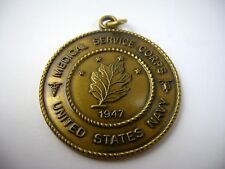 Collectible Medal Award: Medical Service Corps United States Navy