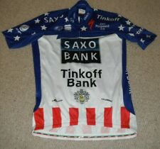 Saxo Bank Tinkoff Specialized cycling jersey XL Timmy Duggan 2012 USA Champion