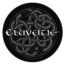 Eluveitie Celtic Woven Patch E011P Ensiferum Sabaton Amon Amarth
