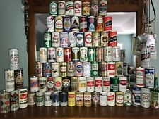 Instant Beer Can Collection - Lot of 82 Beer Cans - Free Shipping