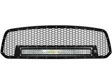 "2013-2014 Dodge Ram 1500 Grille w/30"" RDS  LED Light bar and grille emblem inclu"