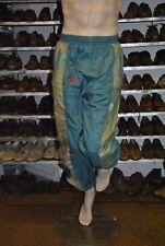 Nike pantalones pantalones de deporte entrenamiento Silky pantalones snowboard 90s True vintage Sport Shiny
