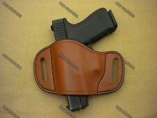 H&K USP,Sig Sauer 226 Belt Slide Leather Holster Made In USA See Full Gun List