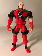 Marvel Comics X-Men X-Force Deadpool Vintage Toybiz Unmasked Near Complete