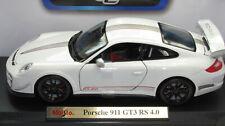 Porsche 911 Gt3 997 4.9 Rs White Nib