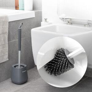 Toilettenbürste WC-Bürste Set Klobürste Antibakteriell