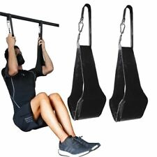 Fitness AB Sling Straps Suspension Rip-Resistant Heavy Duty Pair for Pull Up