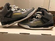 Jordan Spizike Stealth Black Graphite Cool Grey 315371-091 DS Size 10