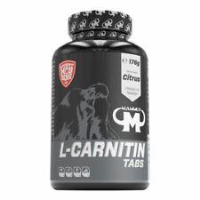 Mammut L-CARNITINE Tabs 80 Piece Lozenges with Citrusgeschmack (5,11 €/ 100g)