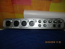 Barely Used!! M-Audio Fast Track Ultra 8X8 w/ Pro Tools SE