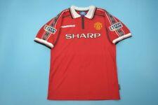 Camiseta Vintage MANCHESTER UNITED 1998 Todos los números y nombres disponibles