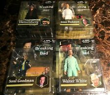 "Mezco Toys 2013 Breaking Bad 6"" Figure Lot Walter, Jesse, Saul, Heisenberg New!"