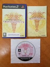 Respiro of Fire Dragon Quarter Sony Playstation 2 PS2 PAL MANUALE COMPLETO TESTATO