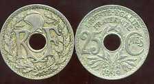 25 centimes 1919  LINDAUER   ( bis )