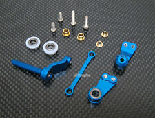Aluminium Alloy Steering Assembly for Tamiya Volkswagen Race-Touareg CC-01