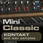 MINI CLASSIC SAMPLES KONTAKT 237 NKI + 2226 WAV 24bit MAC PC LOGIC TRAP DOWNLOAD