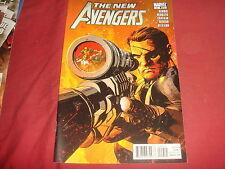 NEW AVENGERS #8 Bendis Deodato Chaykin  2011  Marvel Comics - NM