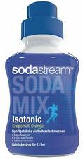 11,44€/L SodaStream ISOTONIC  375ml Konzentrat Sirup für Wassersprudler
