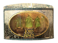 The Lord Of The Rings Figures Armies Of Middle Earth Soldiers & Scenes 2004 NEW
