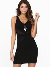 BNWT Net Panel Dress MOTEL - sz6 (XXS) *SMALL FAULT*