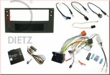 Radioblende+Fach + CAN BUS Interface Touareg 2002-2010 T5 2003-11/2009 SET