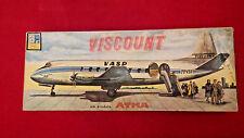 ATMA - Paulista Vickers Viscount VASP - Model Kit # 3217 - UNBELIEVABLE RARE!!