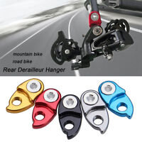 Mountain Bicycle Rear Derailleur Hanger Extension Frame Gear Tail Hook Extender