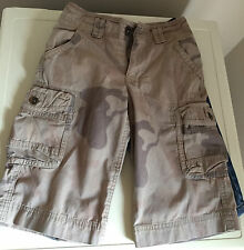 BOYS DENIM SHORTS MARKS AND SPENCER  SIZE  8 - 9 YEARS
