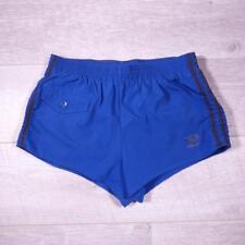"ADIDAS 30-32"" Vintage Cotton Swim Swimming Sprinter Running Ibiza Shorts #D5105"