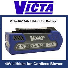 Victa V-Force+ 40V 2Ah Battery