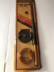 Master Telescopic 8' Pack Rod Fly Kit