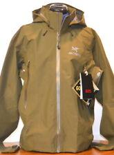ARC'TERYX Beta AR Gore-Tex Pro Men's Hardshell Jacket (Dark Moss) Large + Decal