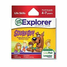 LeapFrog Scooby Doo! Pirate Ghost LeapPad Tablets, LeapsterGS and Leapster