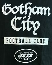 New York Jets Gotham City Football Club T-Shirt Size Small