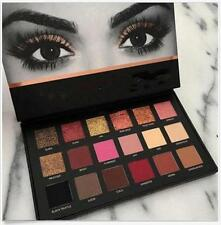 Rose Gold Textured Eyeshadow 18 color Matte Eyeshadow Palette Cosmetics  S.1.