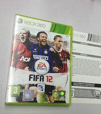 FIFA 12 XBOX 360 USATO FUNZIONANTE