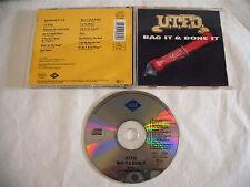 U.T.F.Q.  Bag It & Bone It  CD