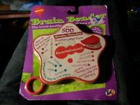 Nickelodeon Brain Bender Entertainment Trivia Cards with Over 500 Questions NEW!