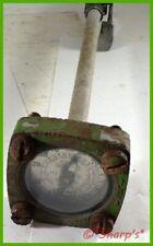 Ab4880r John Deere 50 Lp Fuel Gauge With Dash Bezel Rare Piece Of Jd History