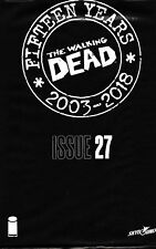 WALKING DEAD #27 (2018) 15TH ANNIVERSARY Blind Bag SHALVEY VARIANT - New Bagged