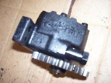 Vintage Ji Case 800 Standard Diesel Tractor Case O Matic Pump Amp Gear 1958