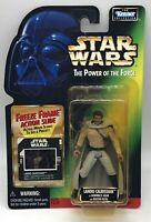 Star Wars POTF Lando Calrissian Freeze Frame FF Power Of The Force A Hasbro 1997