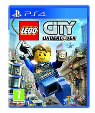LEGO City Undercover | PLAYSTATION 4 PS4 NUOVO