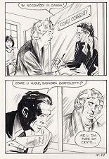 TRUANDS IMAGINATIFS  PLANCHE ORIGINALE ELVIFRANCE PAGE 52